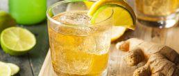 Erkältungsgrog Rezept Ingwer