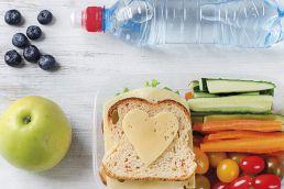 Gesundes Schulfrühstück Tipps in Hessen